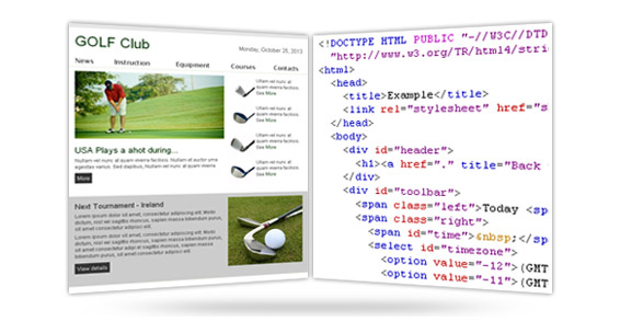 How to design an html email email newsletter templates for Html code for email template